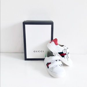 Gucci baby new Ace sneakers